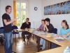 A small language class in Berlin